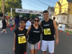 Before the race with Kapila and Shaurya