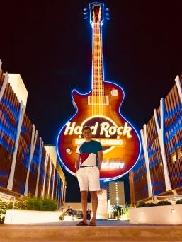 Boardwalk, Hard Rock Cafe