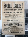 Anybody for dance? Check the date